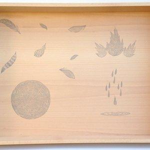 Grapat Grapat | Free play box | Houten speelbak voor sensory play