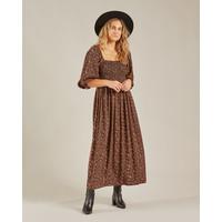 Rylee & Cru | Adelaide Dress | Dames jurk Winter Bloom