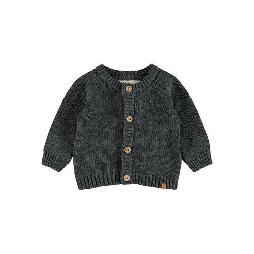 Lil' Atelier Lil' Atelier | Knitted cardigan | Vestje Turbulence