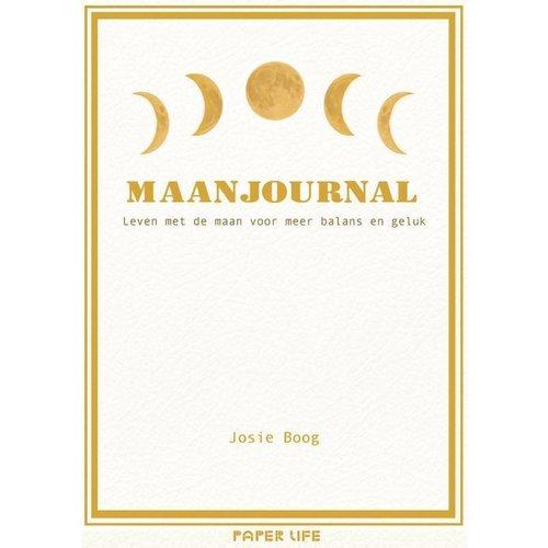 Boeken Maanjournal | Leven met de maan