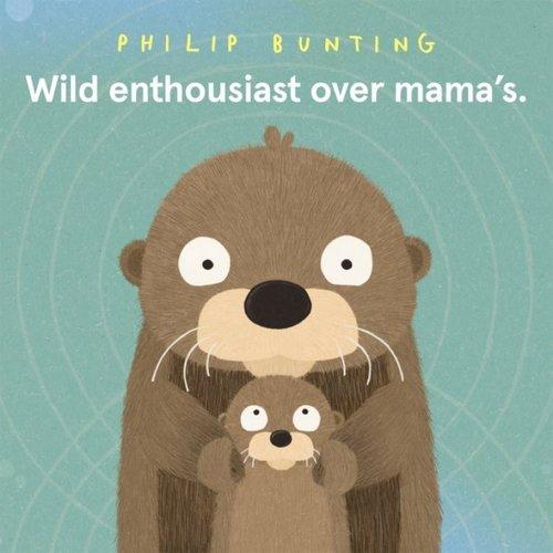Overig Wild enthousiast over mama's   Prentenboek