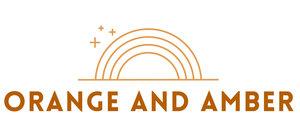 Orange and Amber