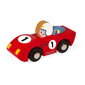 Janod Janod | Racing Speed houten auto