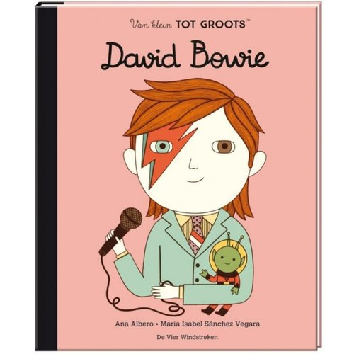 Boeken Van Klein tot Groots: David Bowie