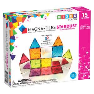 Magna-Tiles Magna-Tiles | Stardust set | 15 delig