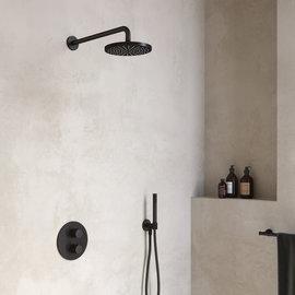 Hotbath IBS20ABL1 Douche Inbouwthermostaat met  2-weg-omstel en 3 standen handdouche