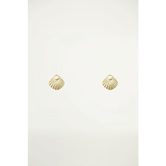 My jewellery Studs schelp