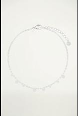 My jewellery Armband kleine hartjes