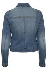 Cream Lisa denim jacket