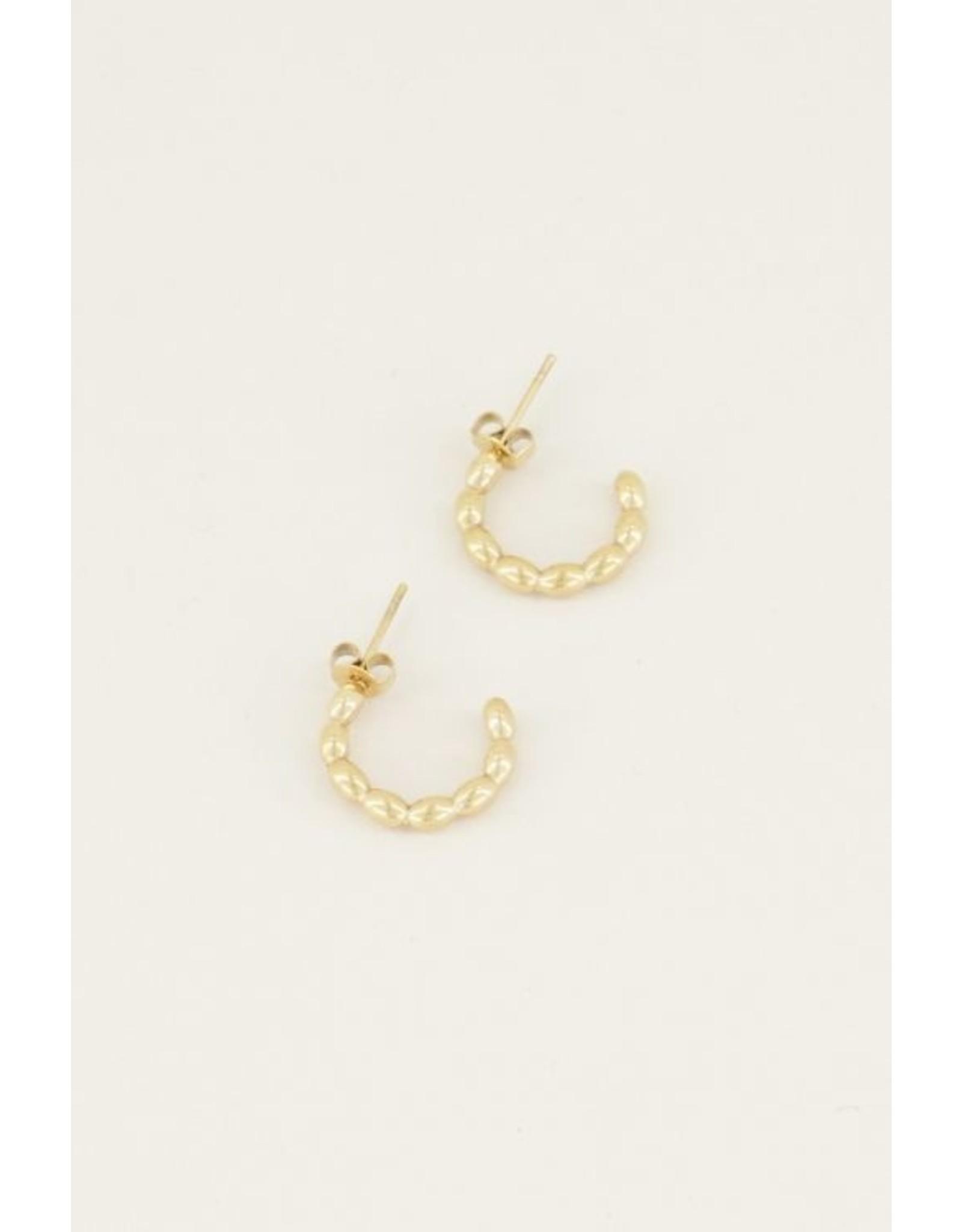 My jewellery Kleine oorbellen bolletjes