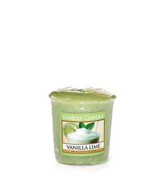 Yankee Candle Vanilla Lime Votive