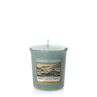 Yankee Candle Misty Mountains Votive