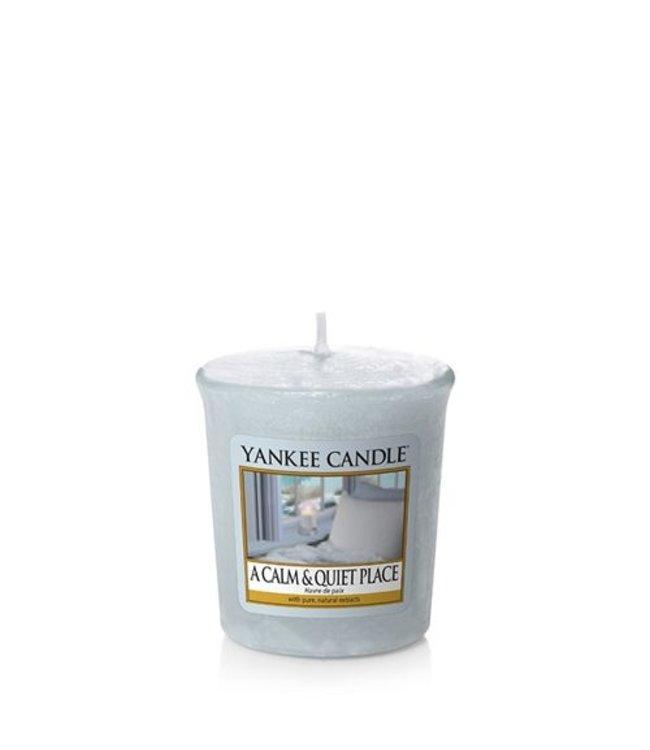 Yankee Candle A Calm & Quiet Place Votive