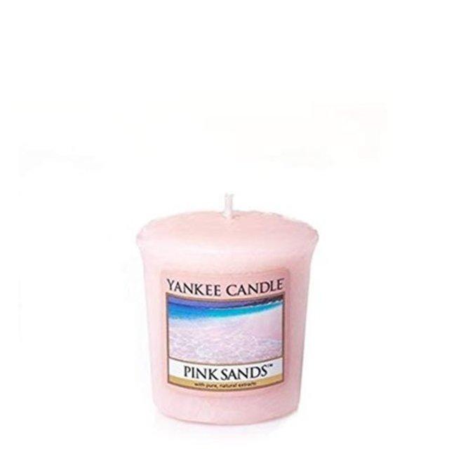Pink Sands Votive