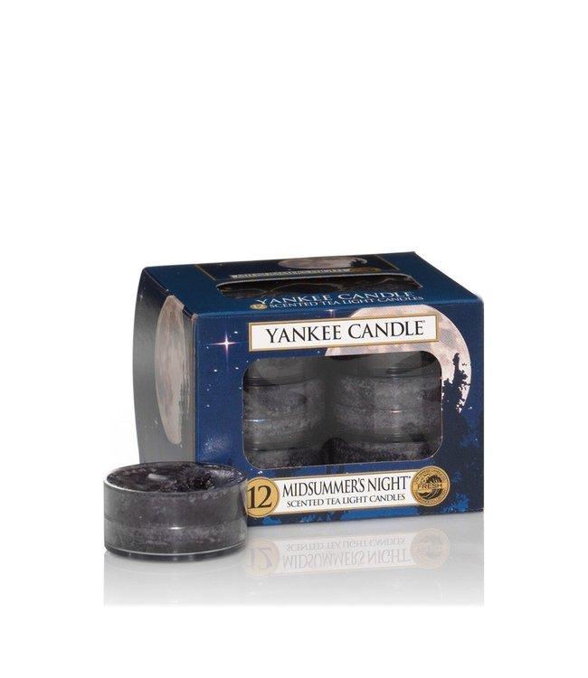Yankee Candle Midsummer's Night 12 Tea Lights