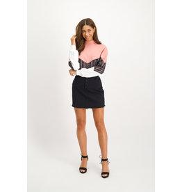 Lofty manner Skirt Melike