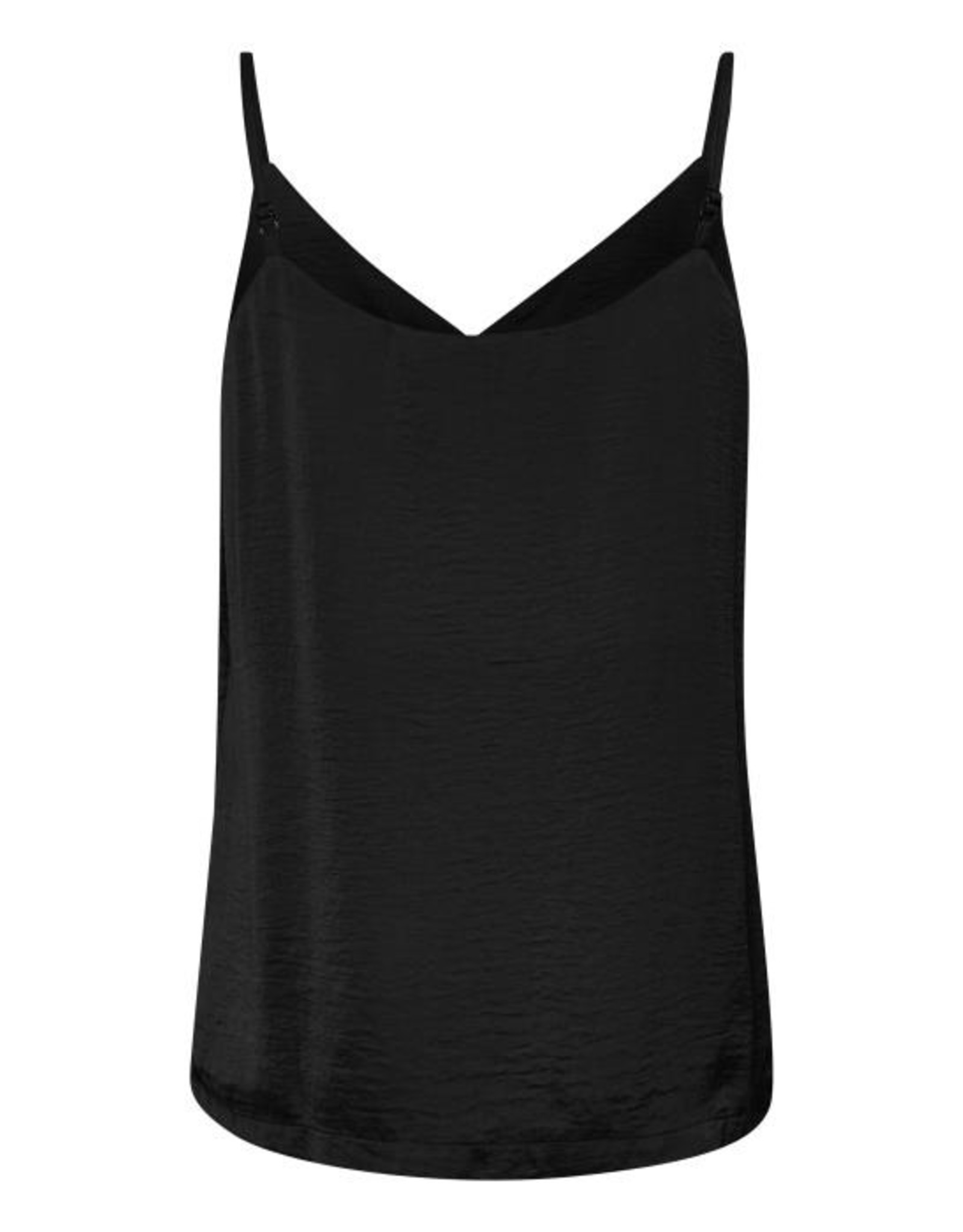 Kaffe Dunja Top Black