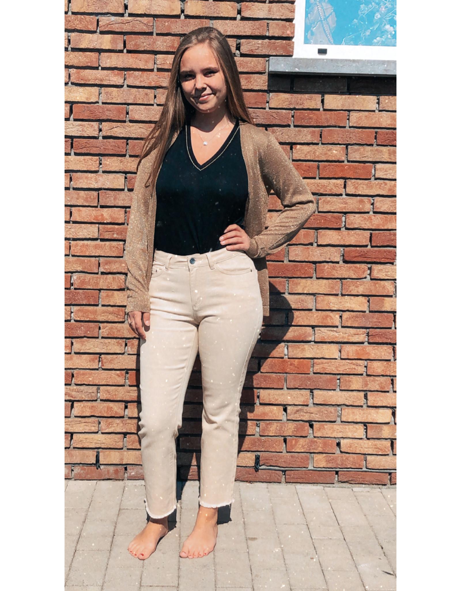 Kaffe Nicole Cropped Jeans