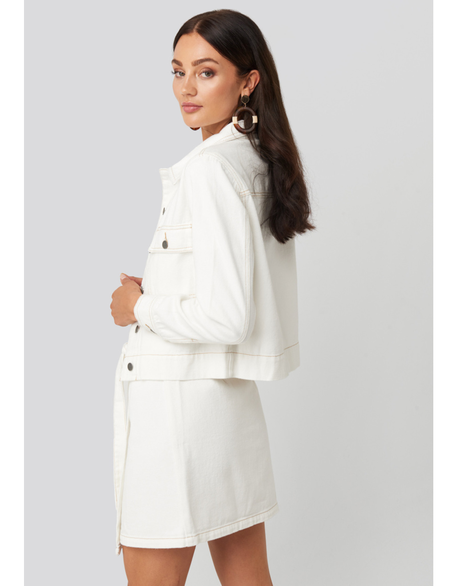 Rut&Circle Lina Cargo Jacket