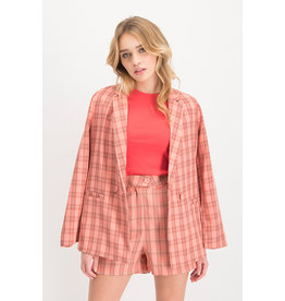 Lofty manner Blazer Kyra Red