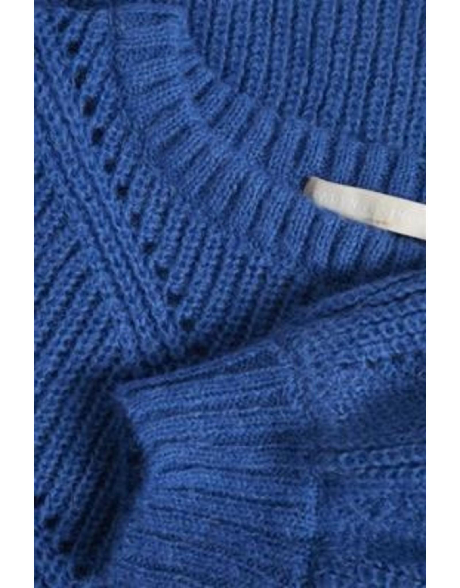 Karen by Simonsen Billy Knit Pullover Dazzling Blue