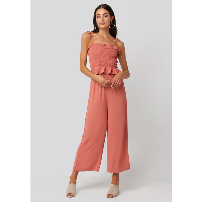 Gry Pant Burned Pink