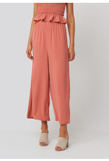 Rut&Circle Gry Pant Burned Pink