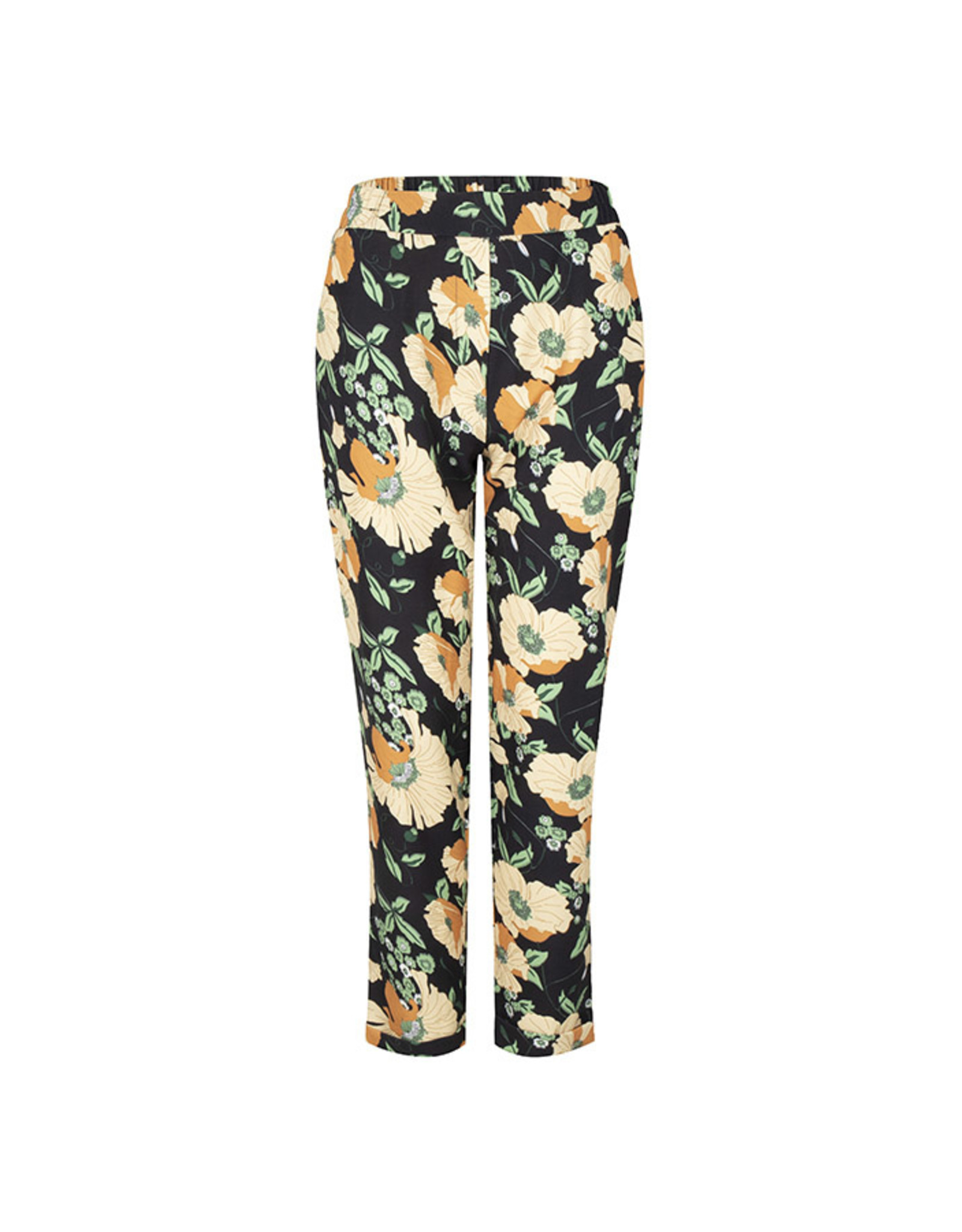 Lofty manner Trouser Ruby Flower