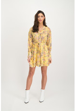 Lofty manner Dress Dana Yellow