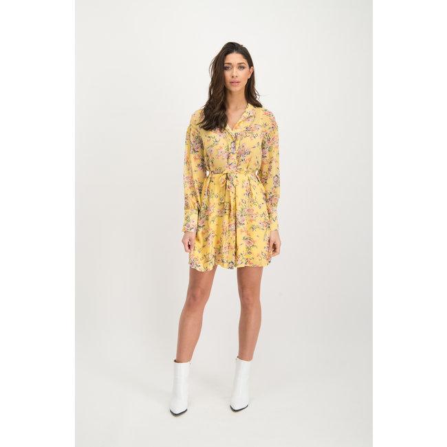 Dress Dana Yellow