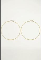 My jewellery Basic oorringen groot