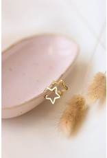My jewellery Oorbellen open ster