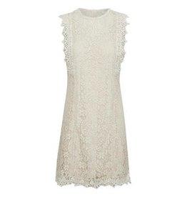 Cream Madelene Dress