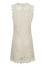 Cream Madelene Dress