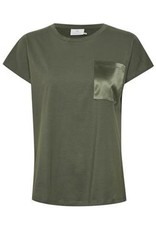 Kaffe Blanca T-shirt Grape Leaf