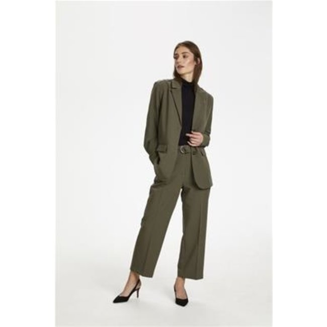 Lulu Cropped Suiting