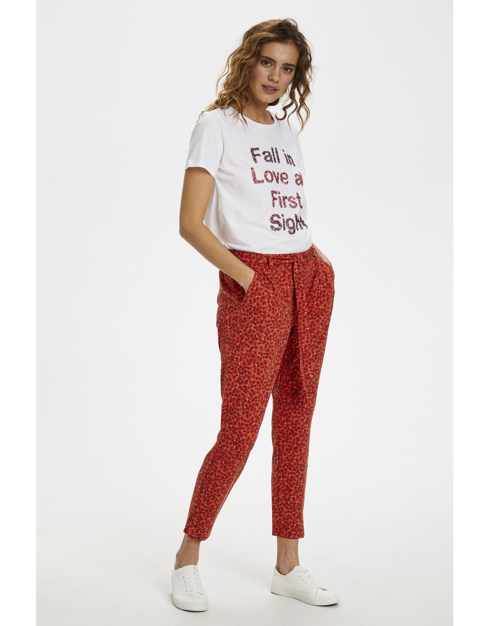 Cream Anett Pants