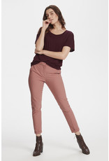 Karen by Simonsen Sydney Cigarette Pants Ash Rose