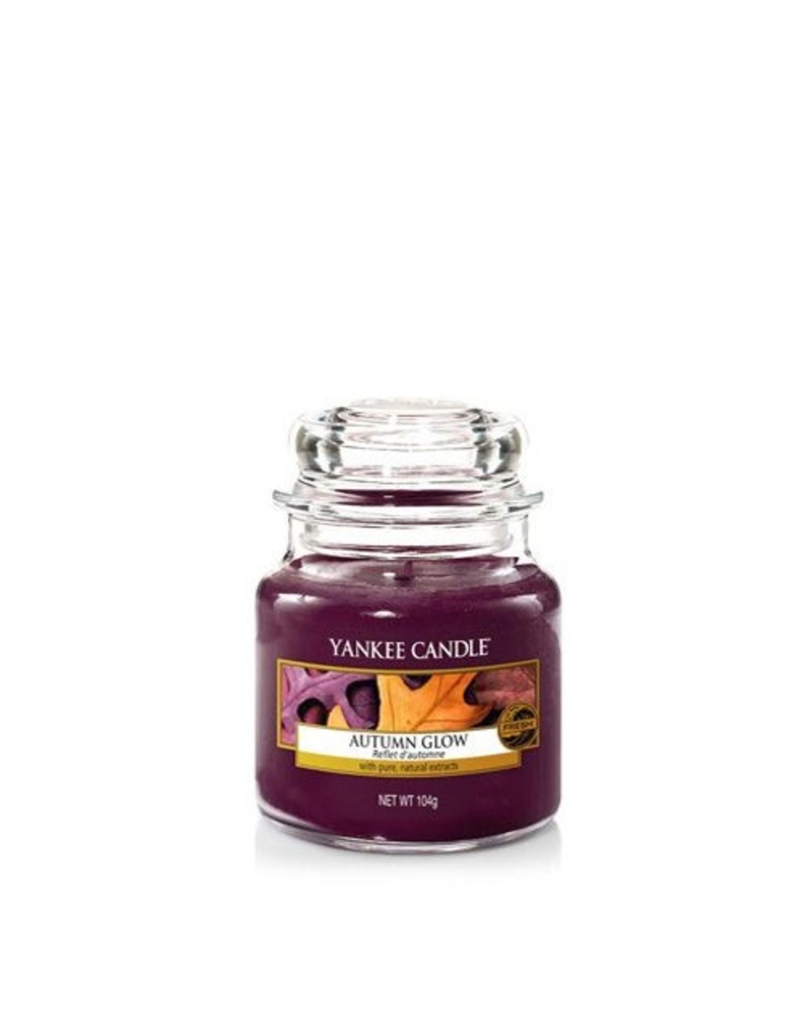 Yankee Candle Autumn Glow Small Jar
