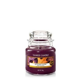 Yankee Candle Autumn Glow Small Jar