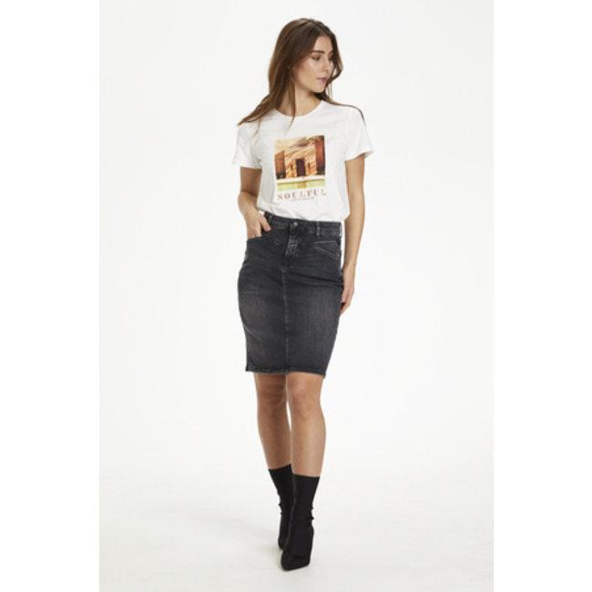 Hadley Denim Skirt