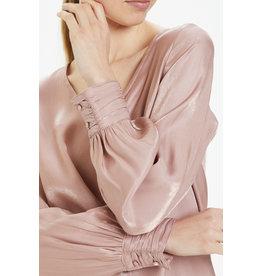Cream Magda Blouse Adobe Rose