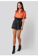 Rut&Circle Mica Pu Shorts