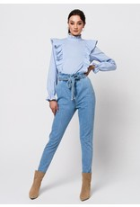 Rut&Circle Danielle Paper Waist Jeans