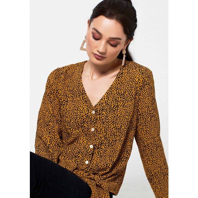 Stella Knot Shirt