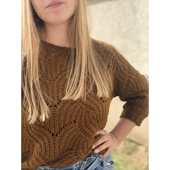 Polly Knit Pullover