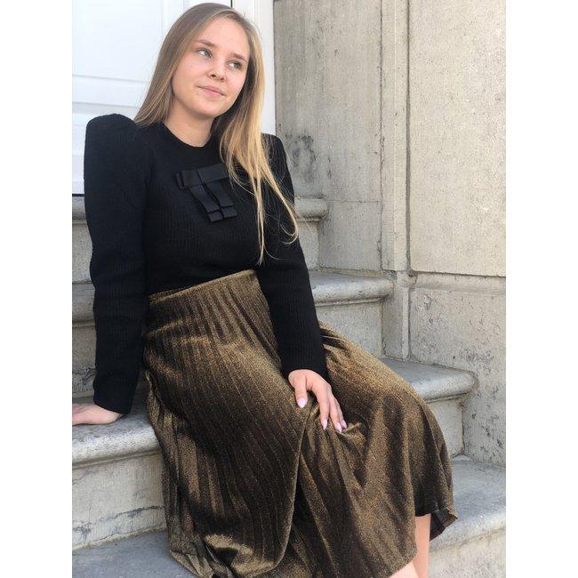 Skirt Juliette Gold