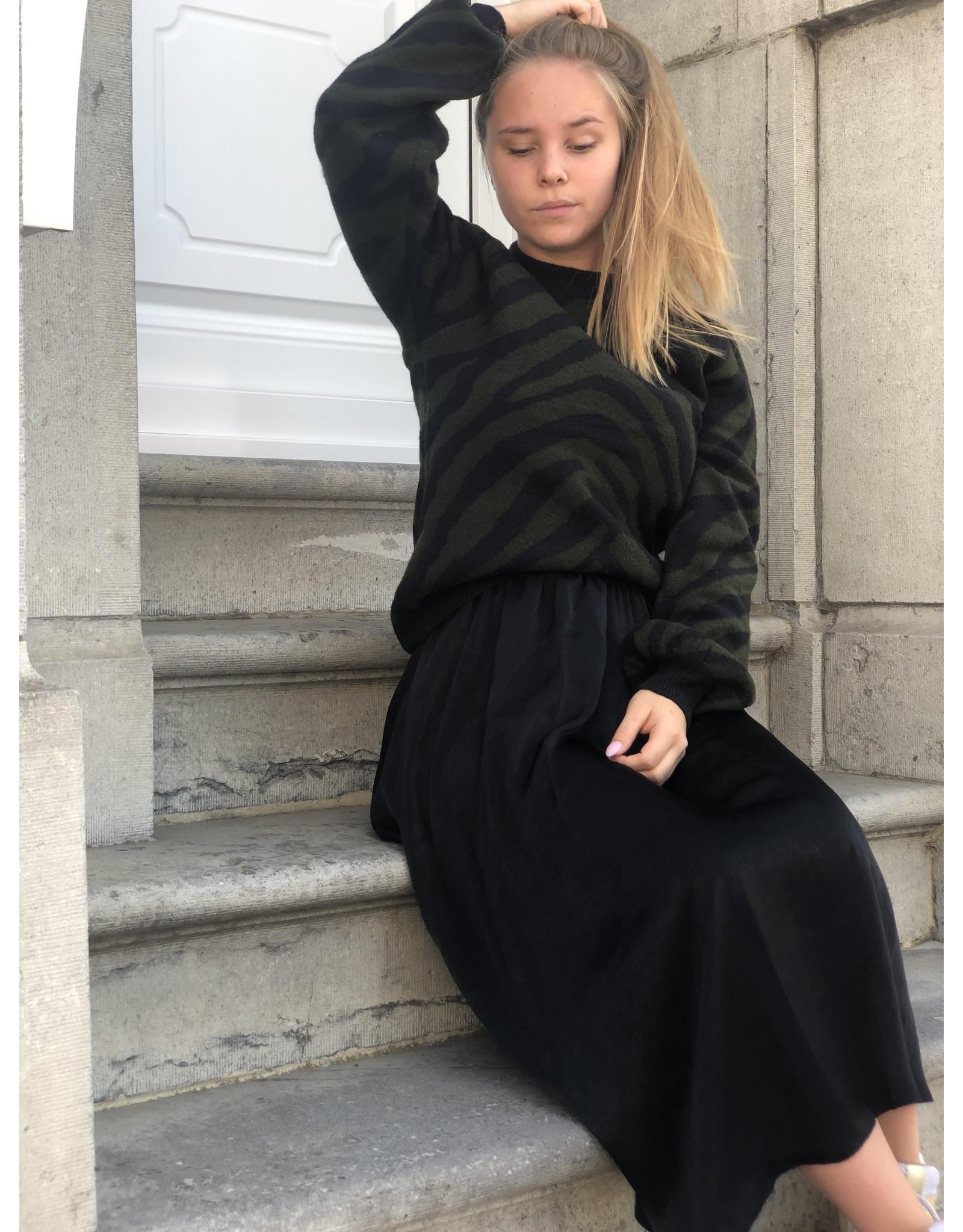 SCHOOL RAG Skirt Jazz Black