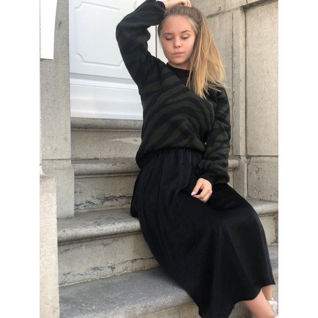 Skirt Jazz Black