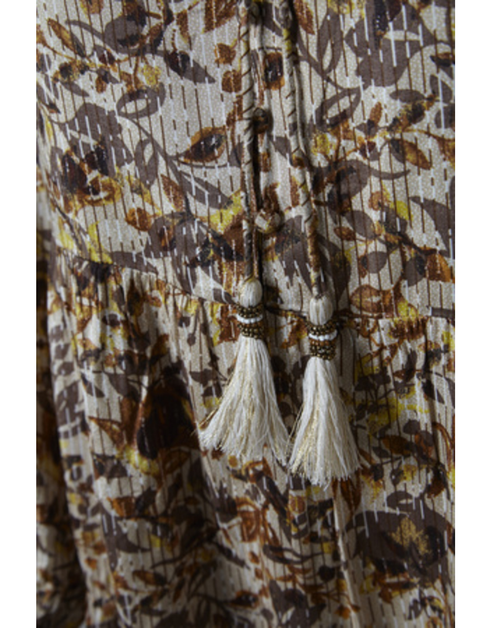 Cream Augusta Dress